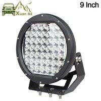 Xuanba 9 дюймов 225 светодио дный Вт Offroad Led вождения свет работы для 12 В в В 24 грузовики прицепы Atv 4WD 4x4 внедорожных грузовых автомобилей внешние о
