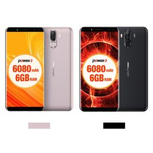 "Image 3 - Ulefone Power 3  Mobile Phone 6GB+64GB  6.0""  Smartphone 6080mAh Octa Core 21MP Quad Camera Face ID 4G Android"