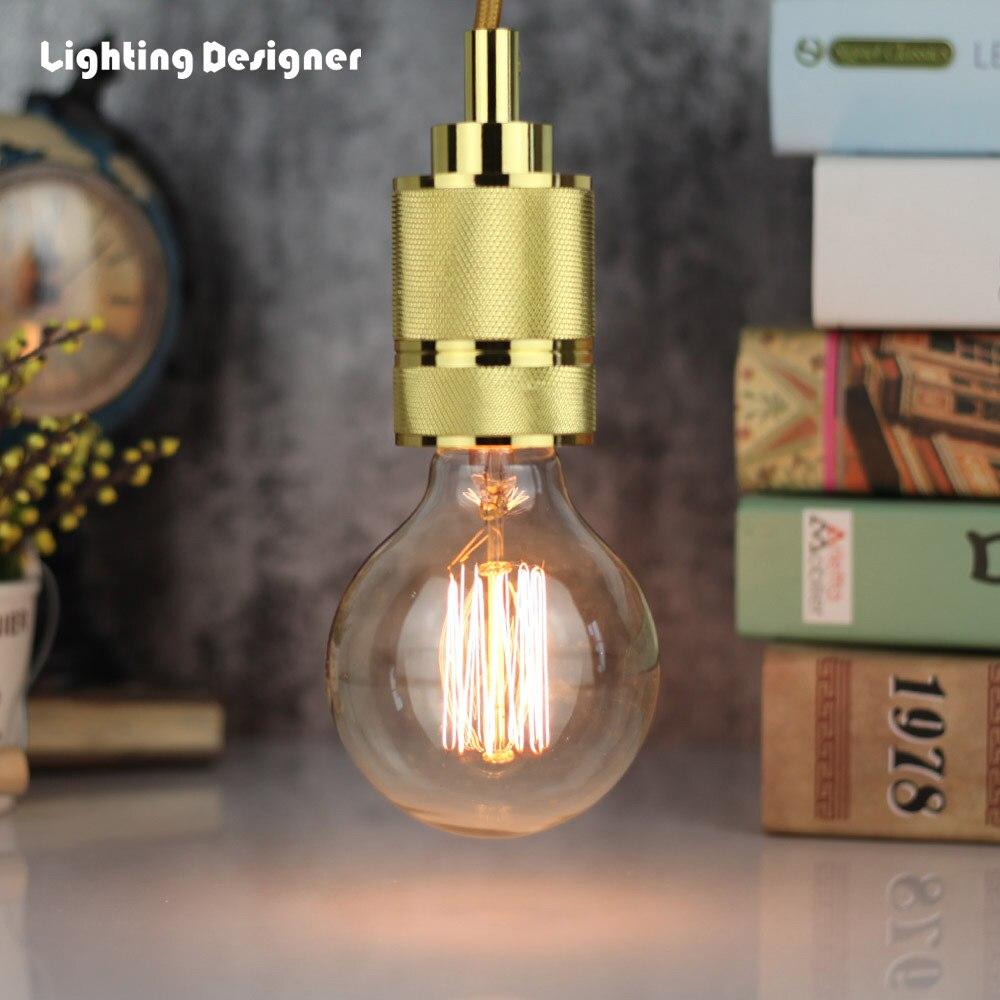 Extrem G80 Decor Licht Lampen Edison Bernstein Glühbirnen Vintage IM24