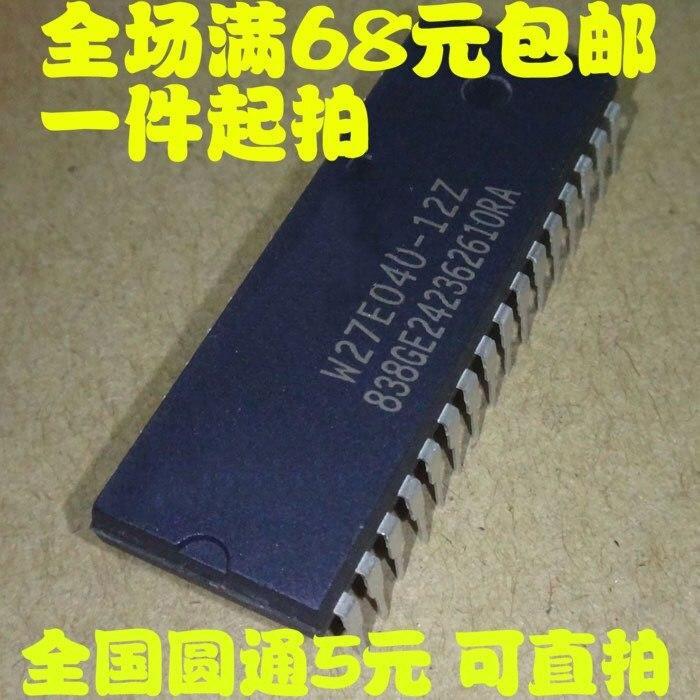 W27E040 W27E040-12 double row DIP-32 in-line read-only memory 512K