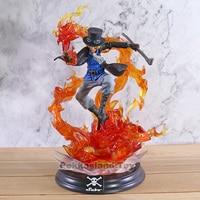 P.O.PXL P.O.P Portrait.Of.Pirates One Piece Sabo PVC Figure Collectible Model Toy