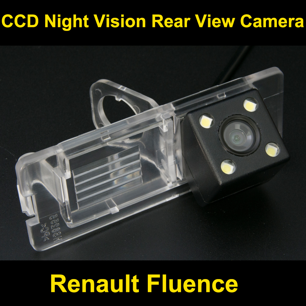 Car rearview camera for Renault Duster Fluence 2009~2014 Dacia Duster Megane 3 CCD Night Vision BackUp Reverse Parking Camera