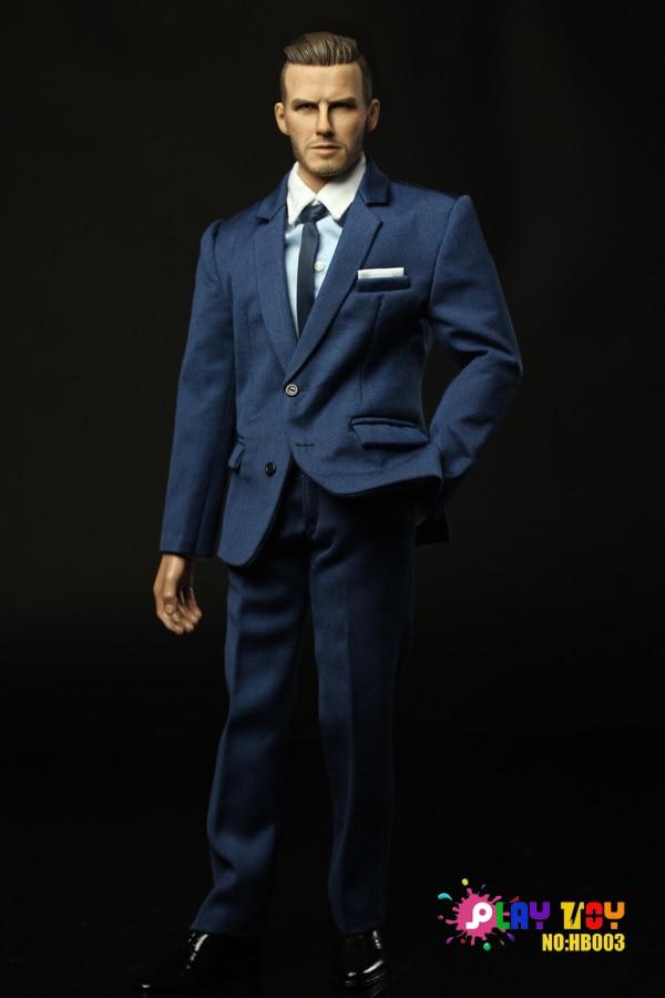купить PLAY TOY 1/6 scale David Beckham,12