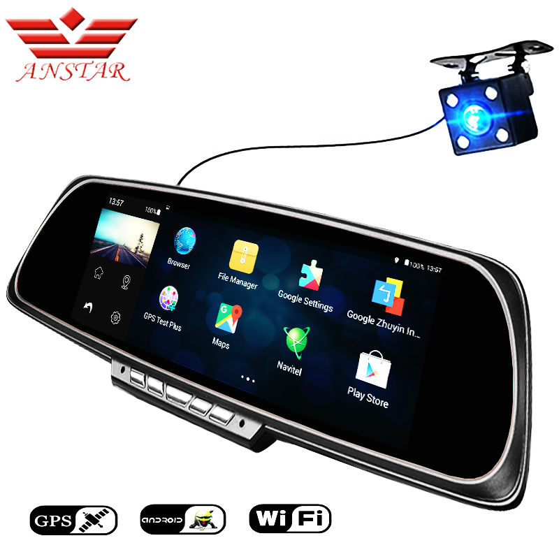 ᗖanstar Android Car Dvr ᗗ Camera Camera Dash Cam Dual