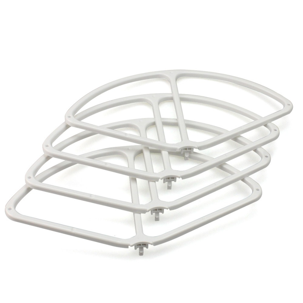 4x Quick Release Props Propeller Protector Guard Bumpers Shielding Ring for DJI Phantom 4 Drone Spare Parts F17775