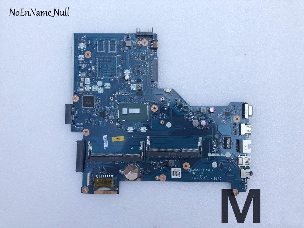 Livraison gratuite 780118-001 780118-501 Pour HP 15-R Ordinateur Portable Carte Mère ASO56 LA-B972P SR23Y I5-5200U DDR3 testée fonctionnant