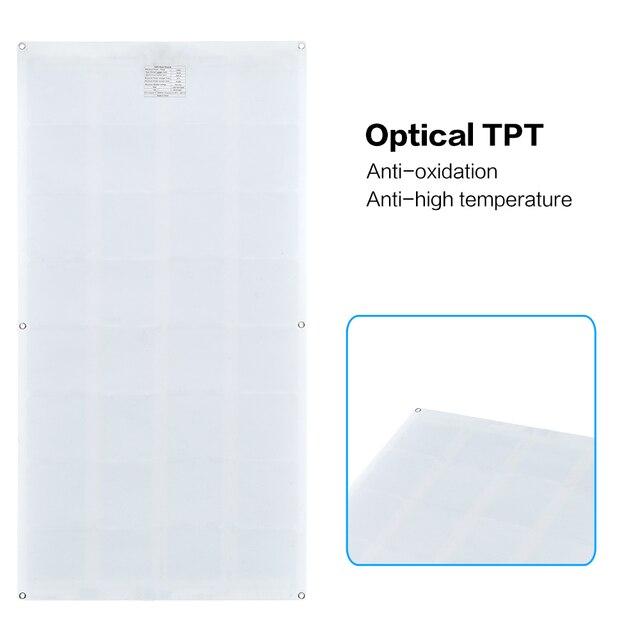 2Pcs 4Pcs 10Pcs 100W solar panel Monocrystalline Solar Cell Flexible for Car/Yacht/Steamship 12V 24 Volt 100 Watt Solar Battery 5