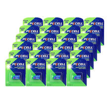 24pcs /card PKCELL 3V CR123A 2/3A Battery CR123A CR123 CR 123 CR17335 123A CR17345(CR17335) 16340 3V Lithium Battery Batteries