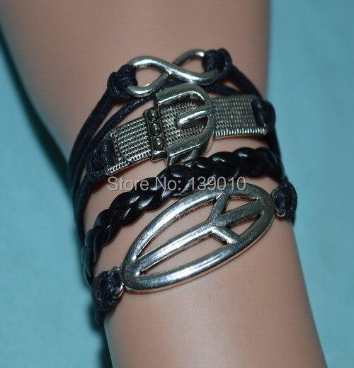 Пояса и браслеты из кожи
