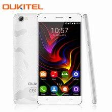 OUKITEL C5 Pro 5.0 Дюймов Quad Core Smartphone 2 ГБ RAM 16 ГБ ROM MT6737 1280×720 P Android 6.0 LTE Dual SIM Карты HD 4 Г Мобильный Телефон