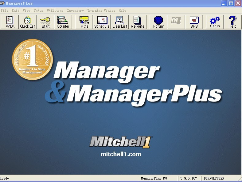 2012 Mitchell ondemand repair + Shop Manager + Transmission + heavy ...