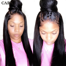 250 Density Lace Front Human Hair Wigs 13x6 Brazilian Straight Lace Front Wig Pre Plucked Lace