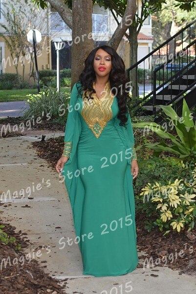 Abendkleider Emerald Green Prom Dresses 2015 Elegant Plus Size Women ...