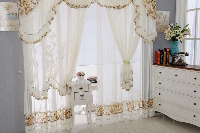 Romantische Schlafzimmer Gardinen - collectionjobs -
