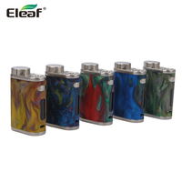 Original Eleaf IStick Pico RESIN 75W Box Mod Vape With Scratch Resistant Support MELO III Electronic