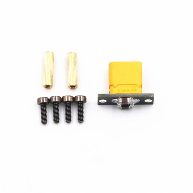 New Arrival Welding Board Intergrated Capacitor Filtering RC Model Drone XT30 Fixed Seat XT30 Connector For RC Toys MultirotorNew Arrival Welding Board Intergrated Capacitor Filtering RC Model Drone XT30 Fixed Seat XT30 Connector For RC Toys Multirotor
