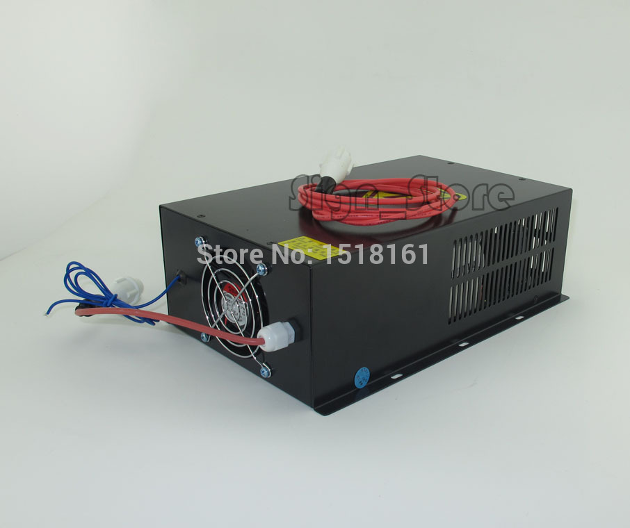HQ 100W 120W CO2 Laser Tube Power Supply with Stabilivolt  for DIY Co2 Laser Engraving Cutting Machine hq co2 laser tube 80w water cooling for laser cutting engraving machine