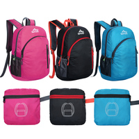 Ultralight Caming Backpack Foldable Waterproof Travel Sport Backpack For Outdoor Hiking Men And Women Tactical Sport