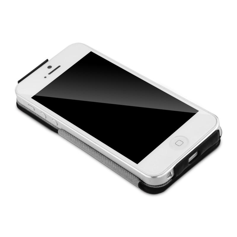 Para iphone5 case cubierta del cuero del tirón para el iphone 5 5s se 5S 6c 5se