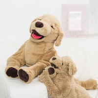 Cute Dog Stuffed Animals Plush Large Stuffed Animals Dogs Birthday Gifts Girls Wedding Stuff Labrador