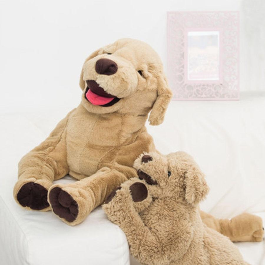 cute dog stuffed animals plush large stuffed animals dogs birthday gifts girls wedding stuff. Black Bedroom Furniture Sets. Home Design Ideas