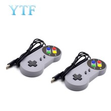 Raspberry Retropi Game Console Remote Control Handle - Plug and Play - USB Handle, SNES Handle(China)