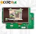 Pantalla táctil de 5 pulgadas TFT LCD con interfaz UART y RS232/puerto USB