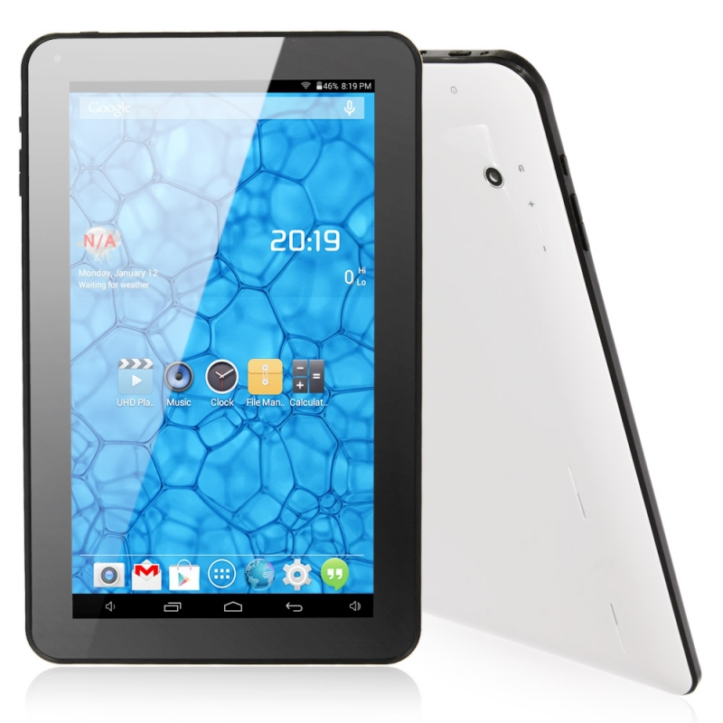 tablet pc 10 inch 10.1 1024*600 A33 Quad Core Android 4.4 1GB 8GB Tablet PC Bluetooth new arrival 7 inch tablet pc aoson m751 8gb 1gb 1024 600 android 5 1 quad core dual cameras bluetooth multi languages pc tablets