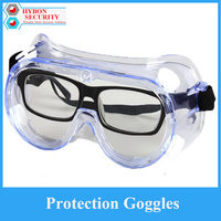 Labour Working Scratch Resistant Protective Goggles Vented Safety Goggles Eyes Protection Clear Glasses For Industrial Lab