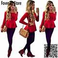 Fover 21 Fashion Women Vest Shirt Long Sleeve Blouse Casual Tank  Shirt Free Shipping Wholesale