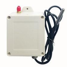 Industriale sensore di temperatura della sonda ds 18b20 sensore di temperatura wireless lora del sensore per il controllo della temperatura in tempo reale