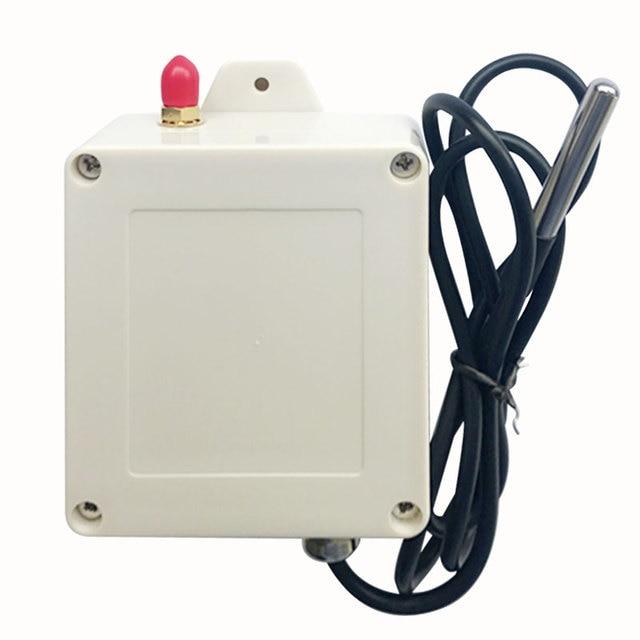 Industrie sonde temperatur sensor ds 18b20 temperatur sensor drahtlose lora sensor für real zeit temperatur überwachung