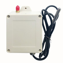 산업용 프로브 온도 센서 ds 18b20 온도 센서 실시간 온도 모니터링 용 무선 lora 센서
