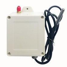 อุตสาหกรรม probe temperature sensor ds 18b20 เซ็นเซอร์อุณหภูมิไร้สาย lora sensor แบบเรียลไทม์การตรวจสอบอุณหภูมิ