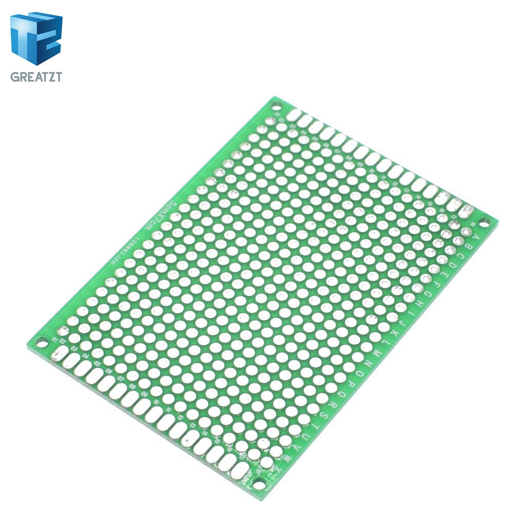 Bread Board Prototype 5X7cm 432 Points Double side Super Highly quality Best pices green