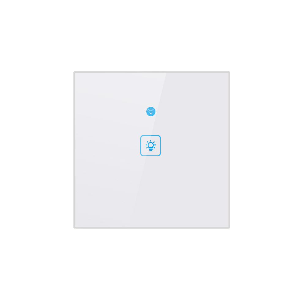 ewelink  EU Smart Wifi Wall Touch Light Switch APP Remote Home Controller Work with Alexa