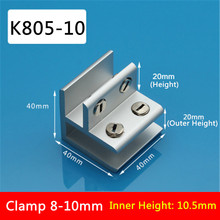 Buy 10mm glass clamps and get free shipping on AliExpress com