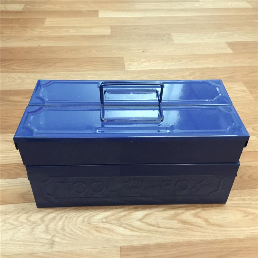 STARPAD Iron Toolbox - multifunction repair parts box tool storage box - free shipping motorcycle repair tool nrh air box parts storage box parts luggage accessories aluminum box parts performance box parts