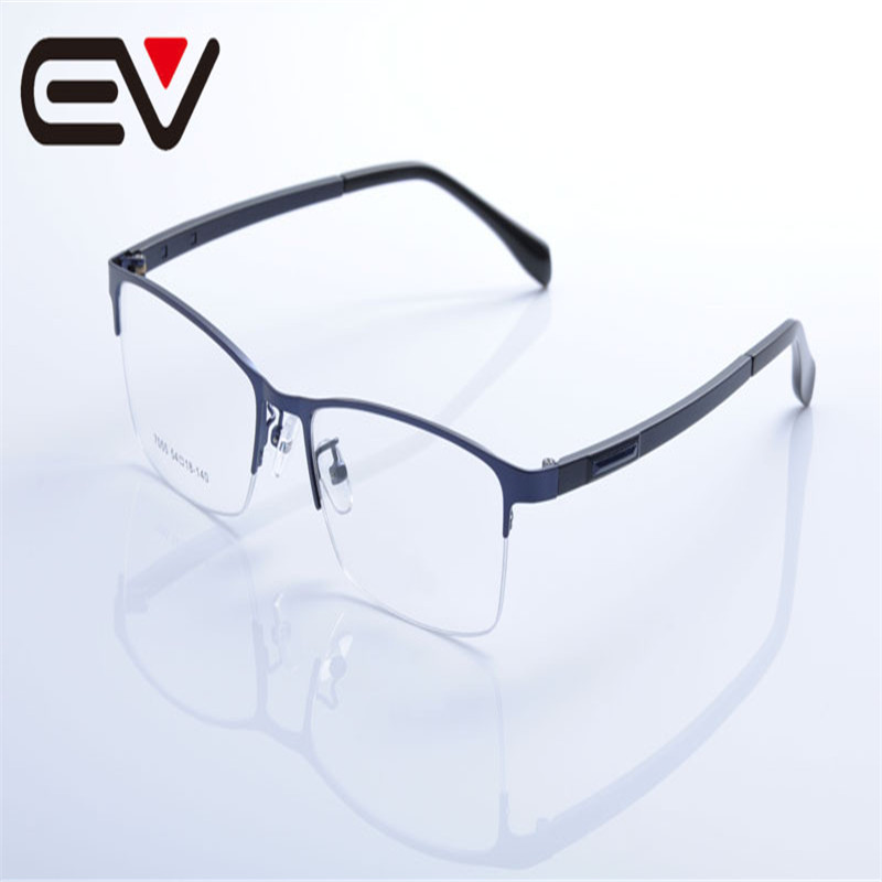 2016 Nové Ati-wresting TR90 Nohy na dioptrické brýle Brýle na dioptrické brýle Pánské Optický rám Grau Oculos Módní brýle Brýle EV1180