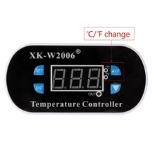 Digital Thermostat AC 110-220V Temperature Controller -50-120 Degree Temperature Control Regulator Switch матрас татами мидори 90x190