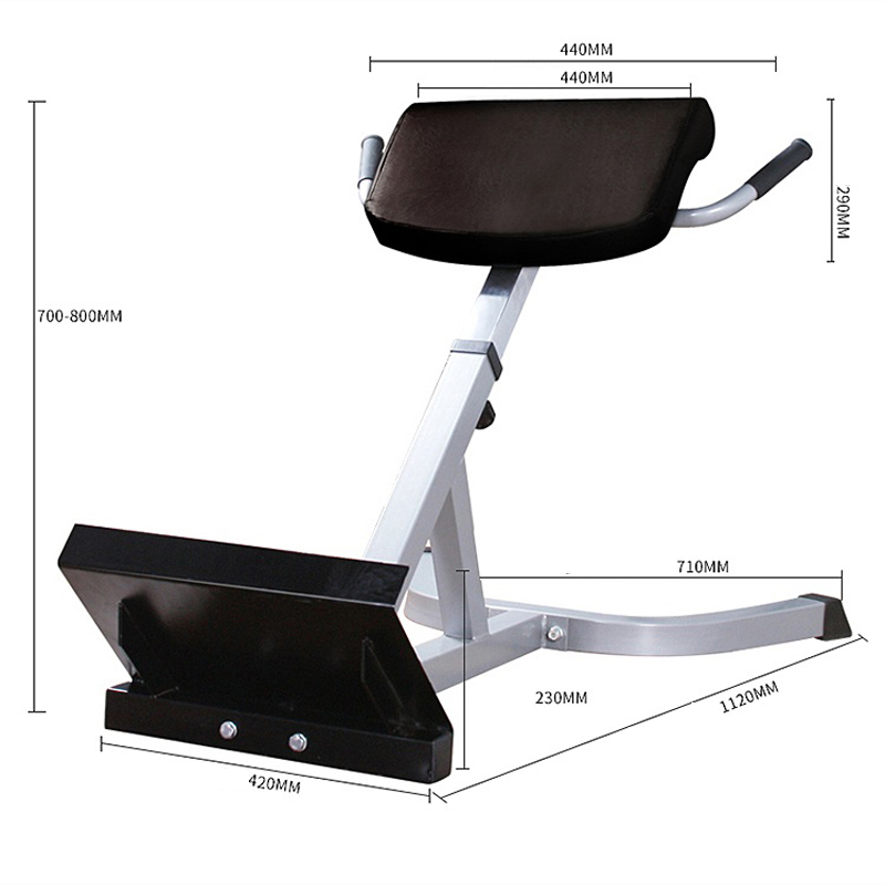 Admirable Us 148 38 14 Off Roman Chair Multi Functional Folding Waist Exercise Fitness Chair Dumbbell Stool Goat Chair Fitness Equipment In Sit Up Benches Creativecarmelina Interior Chair Design Creativecarmelinacom