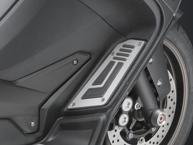 Freeshipping KODASKIN мотоцикл С ЧПУ Пара Подножки Передняя Подножки Для YAMAHA TMAX530 XP530