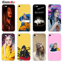 Kinmoho Billie Eilish Ocean Eyes Bad Guy Phones Cases Cover For iPhone 7 8 Plus 6s 6 5s Se X XR XS MAX Coque Funda Soft TPU Capa