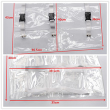 Dental Lab Chair Mat Dental Unit Foot Dustproof Cover Plastic Protector