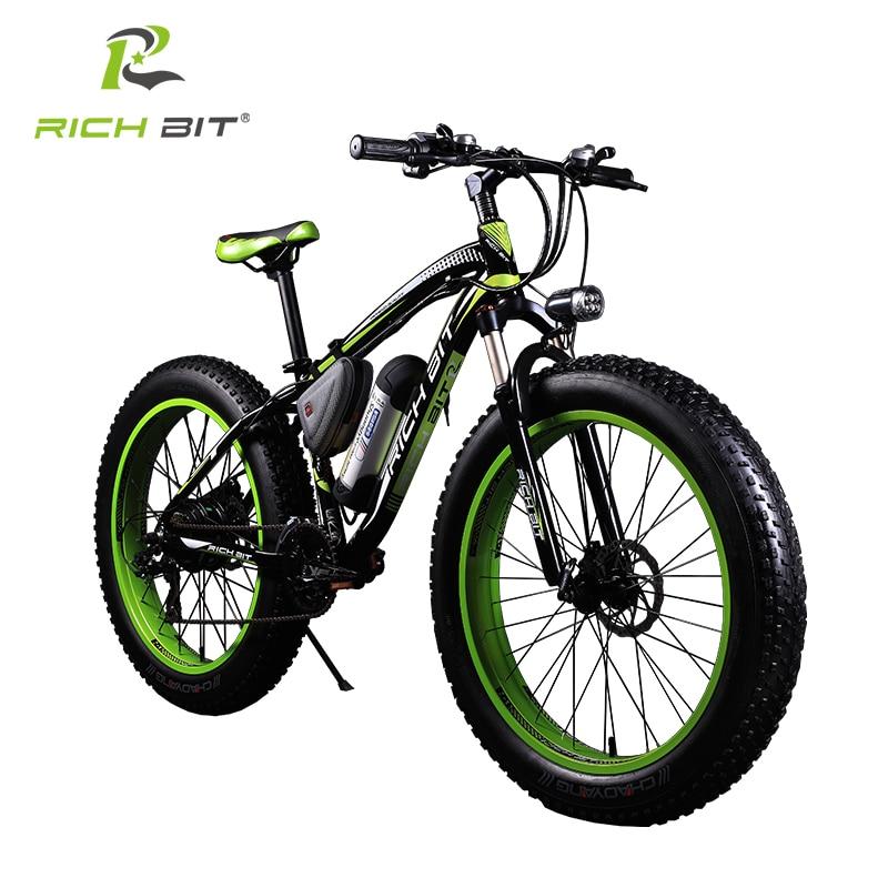 Новый Электро 21speed Электрический жира велосипед 36 В 10.4 AH литиевая батарея Электрический снег велосипед 36v 350 Вт Электрический горный велосипед