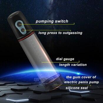 Electric Penis Enlargement Pump