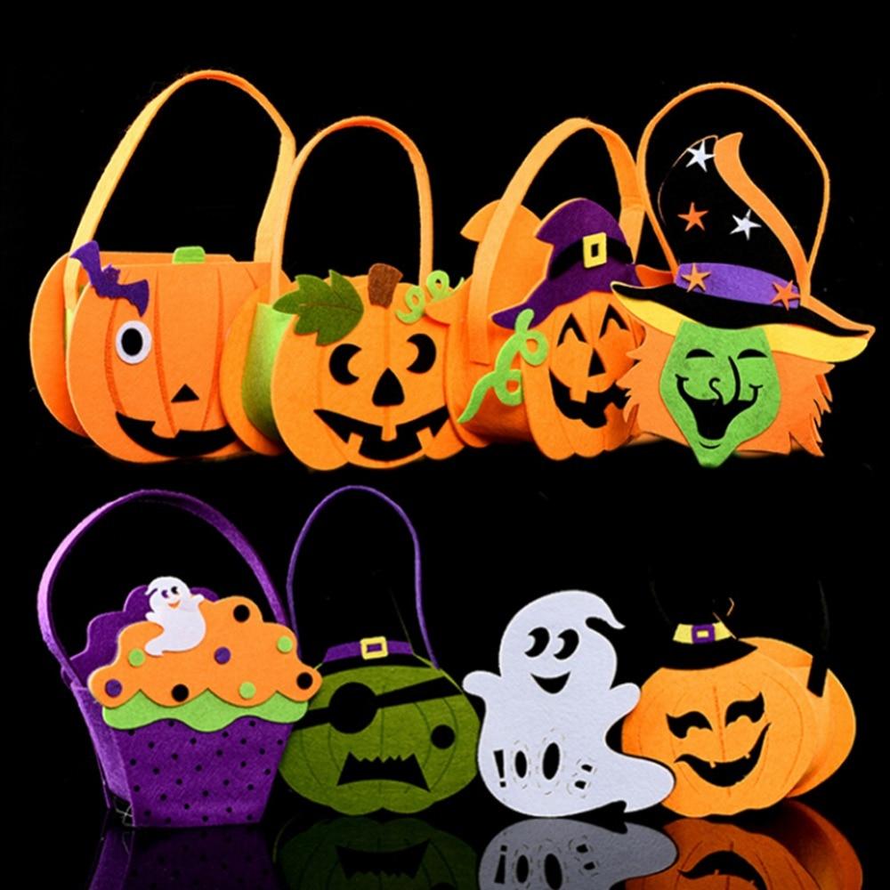 Popular Halloween Pumpkin Basket-Buy Cheap Halloween Pumpkin ...