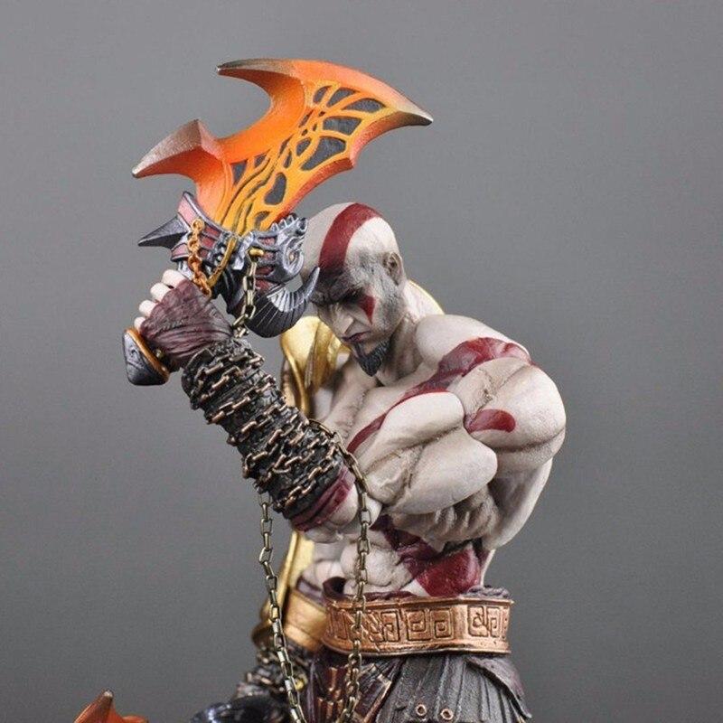 New Variant Play Arts Kai God of War III <font><b>Kratos</b></font> <font><b>Action</b></font> <font><b>Figure</b></font> <font><b>Statue</b></font> Toy