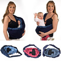 Infant BABY Toddler Newborn Cradle Pouch Ring Sling Carrier Stretch wrap front bag Baby Backpack Sling Front Facing bag