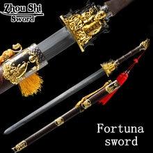 Home Decoration swords Fortuna Sword Opened housewarming presentsCraft Sword unique design made in China Feng Shui Swords